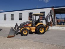 2008 Volvo BL70 Rigid Backhoes
