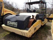 2009 Bomag BW266AD-4 Single dru