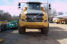 2011 Volvo A40F Articulated Dum