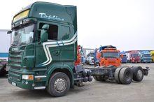 2008 Scania R480 6X2