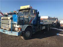 1991 Scania T 93 rep. objekt