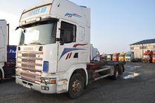 2003 Scania 124 6X2 470