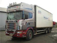 2000 Scania 144 6X2 530
