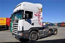 2004 Scania 124 6X2 420