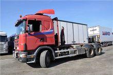 2001 Scania 164 6X2 480