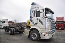 2008 Scania R480 6X2 Parabel/Ma