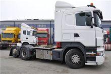 2007 Scania R420 6X2 Hydraulik