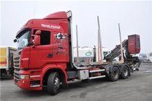 2011 Scania R480 6X2