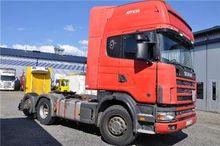 2001 Scania 164 480 6X2