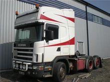 2000 Scania 144 530 6x2