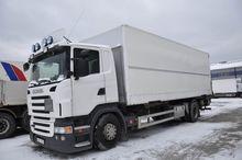2008 Scania R420 4X2