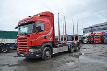 2006 Scania R580 6X4