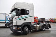 2012 Scania R420 6X2 Euro 5