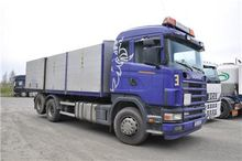 2003 Scania 124 470 6X2