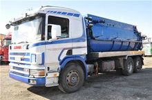 1998 Scania 124 6X2 400