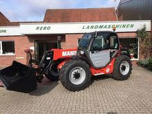 Used 2015 Manitou MT