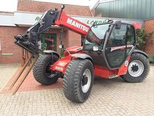 2012 Manitou MLT 735 120 LSU PS