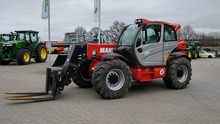 Used 2015 Manitou ML