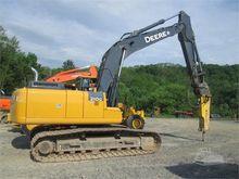 Used 2013 DEERE 210G
