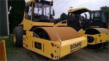 New 2012 BOMAG BW213