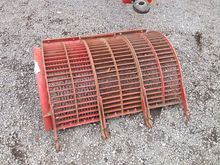 Used Case IH concave
