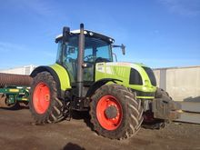 2009 Claas ARION 620 CIS