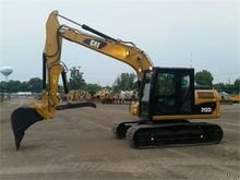 2011 CATERPILLAR 312DL