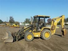 1999 CATERPILLAR 416C IT