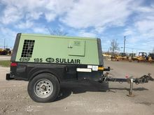2012 SULLAIR 185 CFM