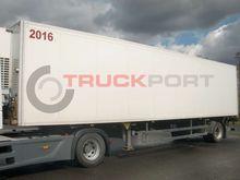 2009 Schmitz Cargobull SKO 10/L
