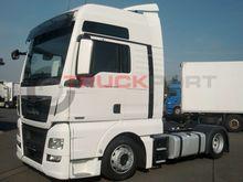 2013 MAN TGX 18.440 LLS-U Hubku