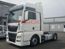 2013 MAN TGX 18.440 LLS-U