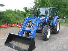 2015 NEW HOLLAND T4.65