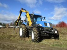 2007 NEW HOLLAND TS115A
