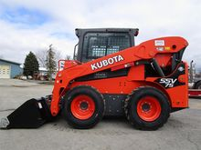 2016 KUBOTA SSV75