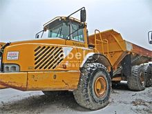Used 2002 VOLVO A35D