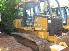 Used 2007 DEERE 700J