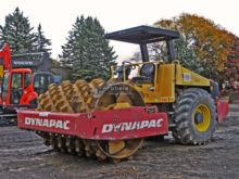 2008 DYNAPAC CA260PD