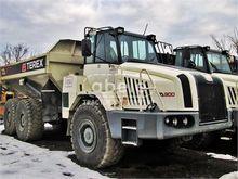Used 2010 TEREX TA30