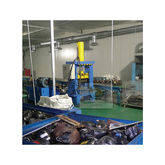 Compressor Recycling Machine