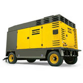 Atlas Copco Air Compressors 197