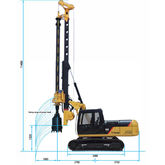 KR60C Rotary Drilling Rig