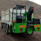 Mazaka Truck Mounted Forklift