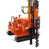 Hydraulic Screw Pile Drive Unit