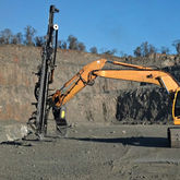 MW3500 Excavator Mounted Drilli