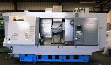 2000 MAZAK INTEGREX 300Y CNC TU