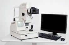 Canon CR-6 Non-Mydriatic Retina