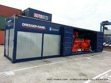 Dresser Rand - Guascor SFGLD-56