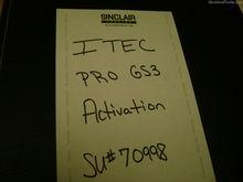 John Deere ITEC Pro Activation