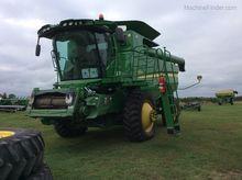 2013 John Deere S670